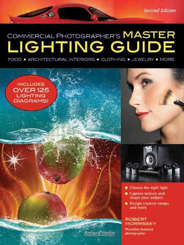 Commercial Photographers Master Lighting Guide