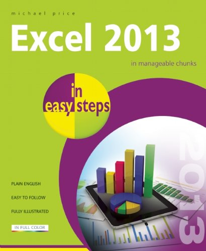 Excel 2013 In Easy Steps