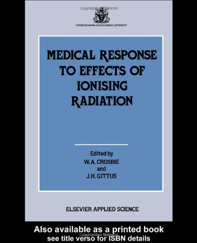 Medical Response to Effects of Ionizing Radiation
