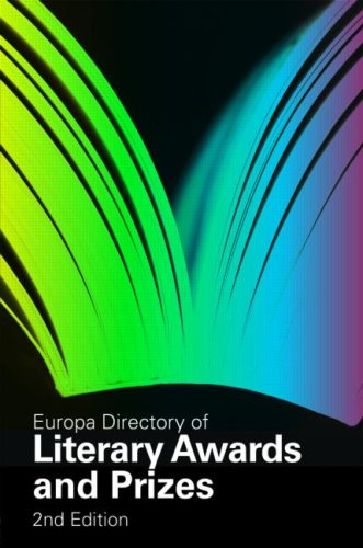 Europa Directory of Literary Awards and Prizes (2nd Revised edition)