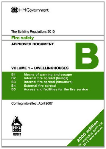 Approved Document B: Fire Safety