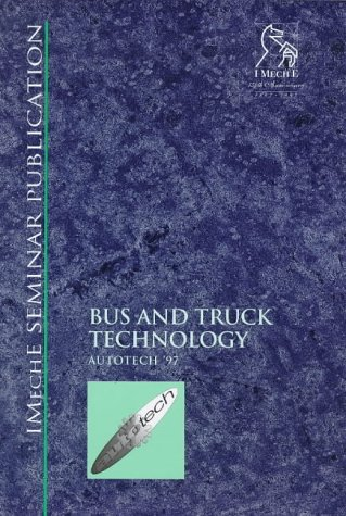 Bus and Truck Technology: Autotech 97