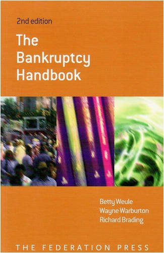 The Bankruptcy Handbook (2nd Revised edition)