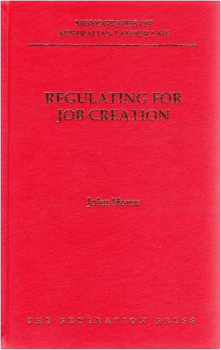Regulating for Job Creation