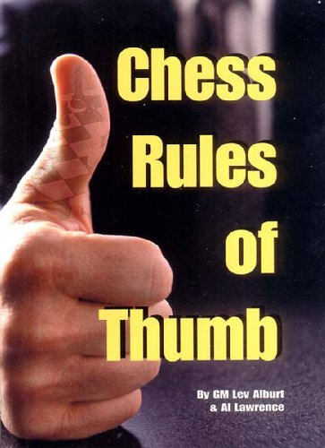 Chess : Rules of Thumb