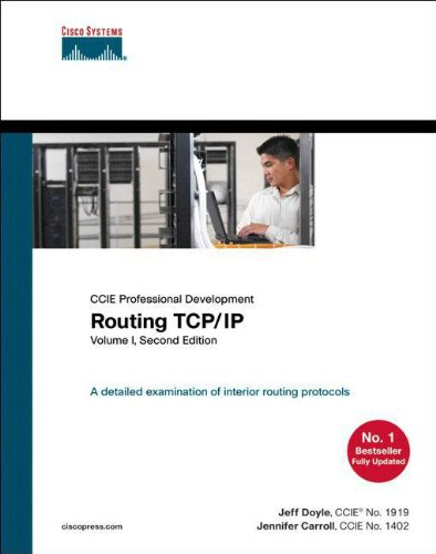 Routing TCP/IP: v. 1