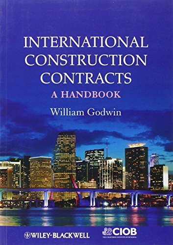 Intnl Construction Contracts Handbk
