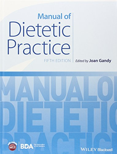 Manual of Dietetic Practice (5th Revised edition)