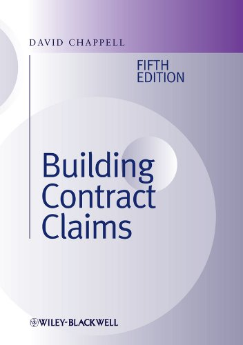 Building Contract Claims (5th Revised edition)