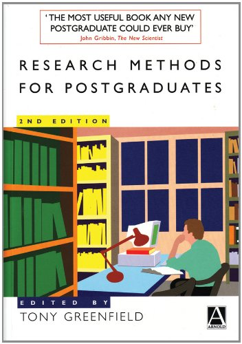 Research Methods for Postgraduates (2nd Revised edition)