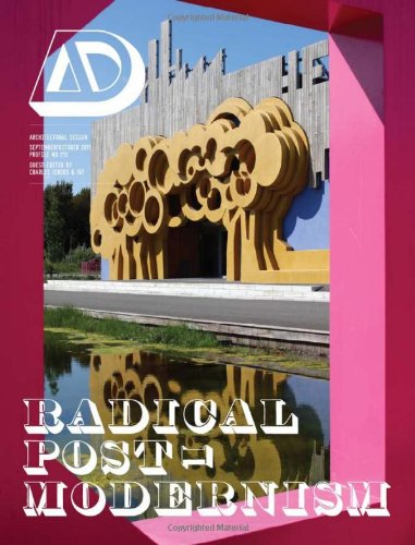 Radical Post-Modernism: Architectural Design