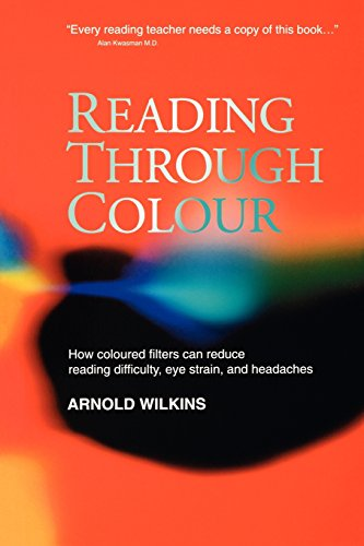 Reading Through Colour: How Coloured Filters Can Reduce Reading Difficulty' Eye Strain and Headaches