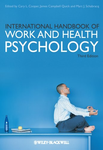 International Handbook of Work and Health Psychology (3rd Revised edition)