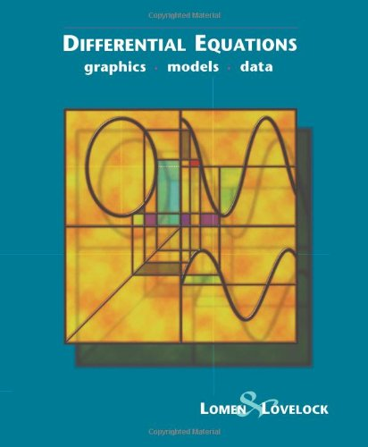 Differential Equations: Graphics' Models' Data (International student edition)