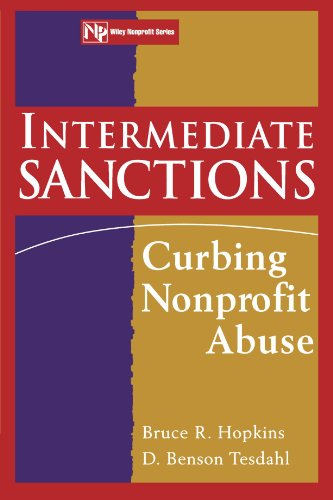 Intermediate Sanctions: Curbing Nonprofit Abuse