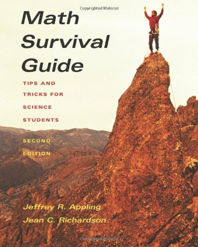 Math Survival Guide: Tips and Tricks for Science Students (2nd Revised edition)