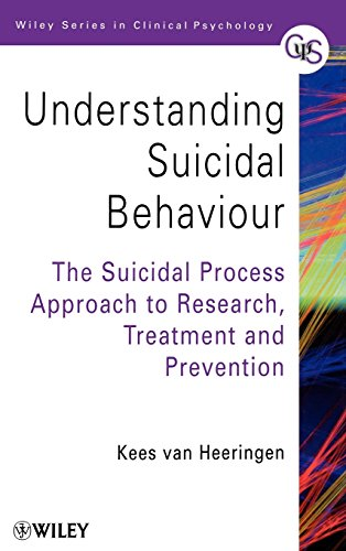 Understanding Suicidal Behaviour: The Suicidal Process Approach to Research' Treatment and Prevention