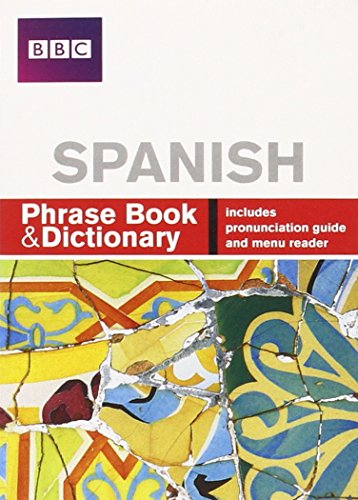 Spanish Phrase Book and Dictionary