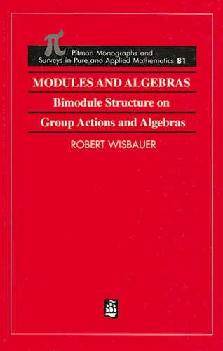 Modules and Algebras: Biomodular Structure and Group Actions on Algebras