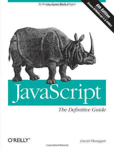 Javascript: The Definitive Guide (6th Revised edition)
