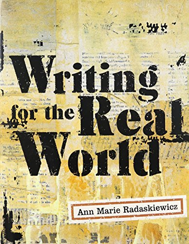Writing for Real World