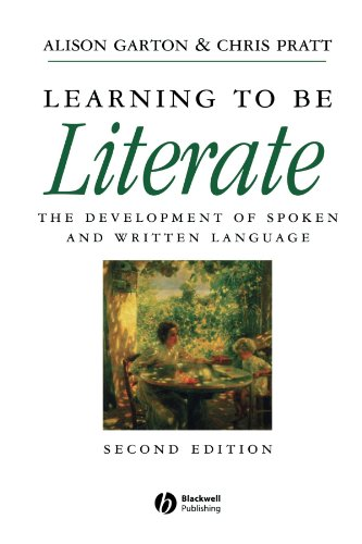 Learning to be Literate (2nd Revised edition)
