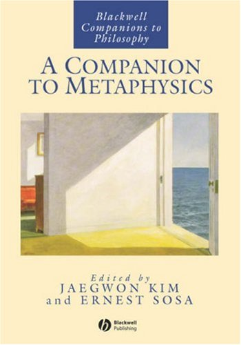 A Companion to Metaphysics (New edition)