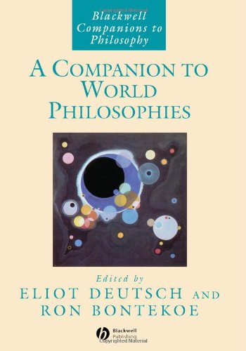 A Companion to World Philosophies (New edition)