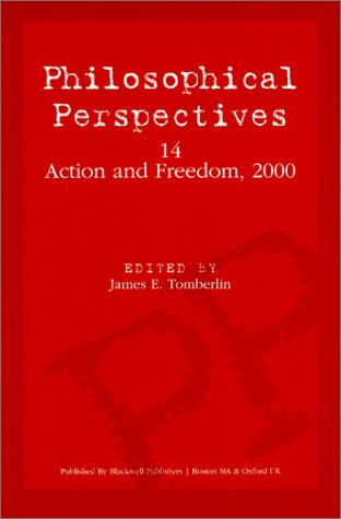 Action and Freedom (2000)