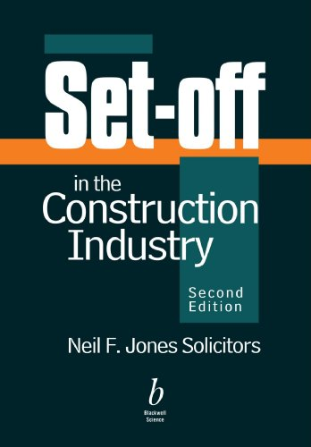 Set Off in the Construction Industry (2nd Revised edition)