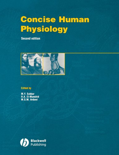 Concise Human Physiology (2nd Revised edition)