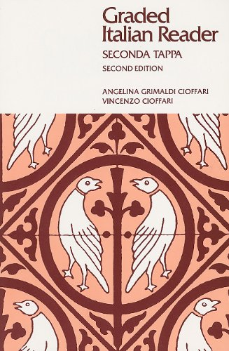 Graded Italian Reader: Seconda Tappa (2nd Revised edition)