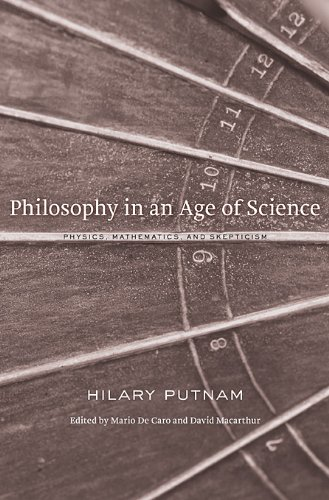 Philosophy in an Age of Science: Physics' Mathematics and Skepticism