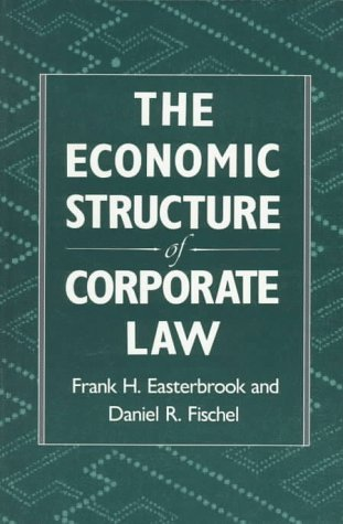 The Economic Structure of Corporate Law (New edition)