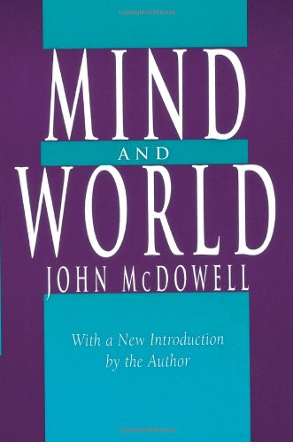 Mind and World (New edition)