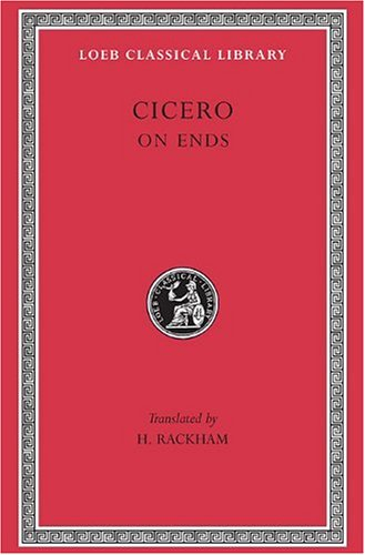 Cicero on Ends : Philosophical Treatises