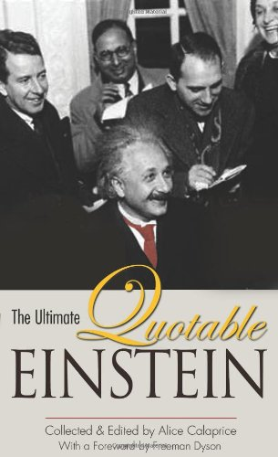 Ultimate Quotable Einstein' The