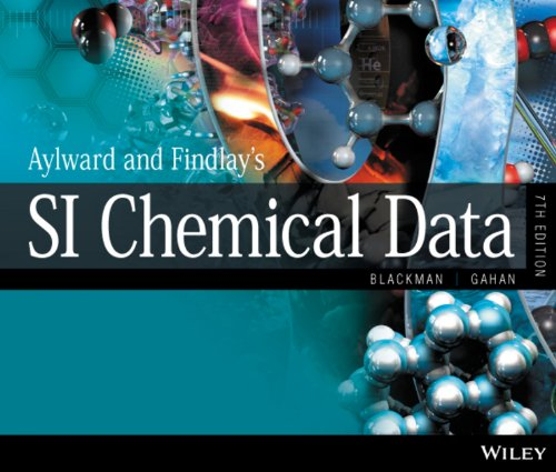 Aylward And Findlays Si Chemical Data