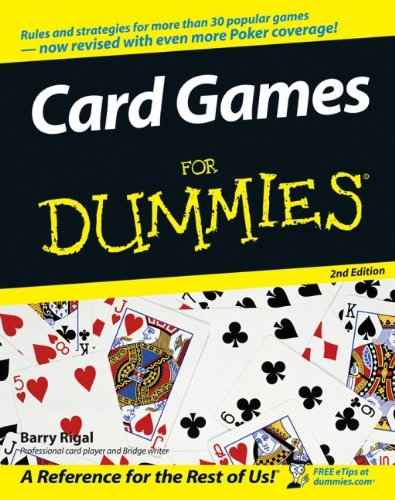 Card Games for Dummies (2nd Revised edition)
