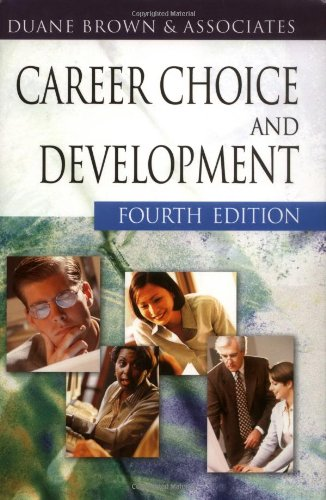 Career Choice and Development (4th Revised edition)