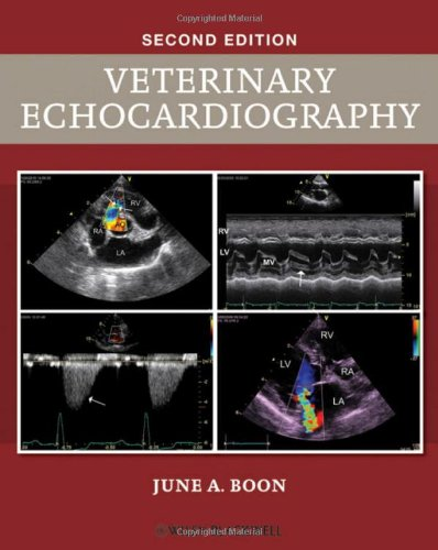 Veterinary Echocardiography (2nd Revised edition)