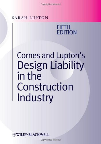 Cornes & Luptons Design Liability In The