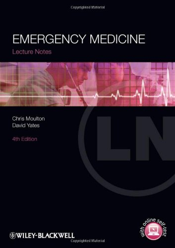 Lecture Notes: Emergency Medicine (4th)