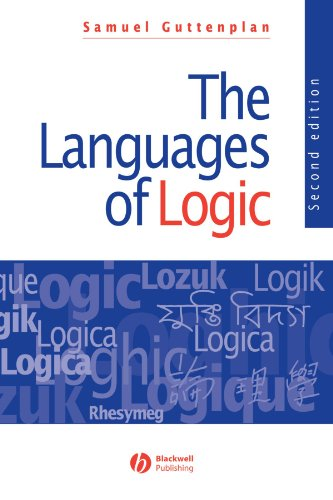 The Languages of Logic: An Introduction to Formal Logic (2nd Revised edition)