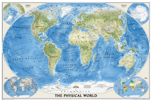 The Physical World' Poster Size' Tubed