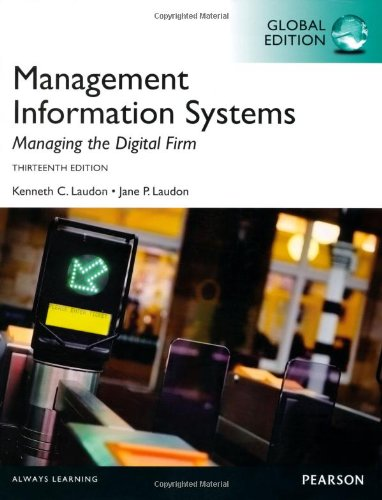 Management Information Systems Global Edition