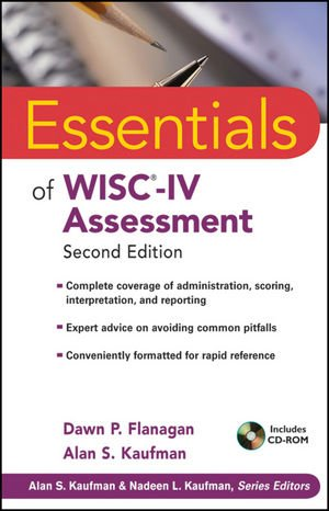 Essentials of WISC-IV Assessment (2nd Revised edition)