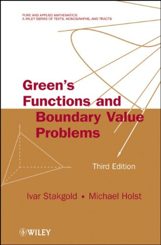 Greens Functions and Boundary Value Problems (3rd Edition)