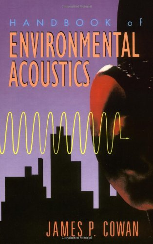 Handbook of Environmental Acoustics