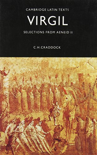 Selections from Aeneid II: Bk.2: Selections